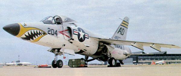 Grumman F11F Tiger.