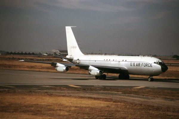 Boeing KC-135A, la version d'origine du Stratotanker.