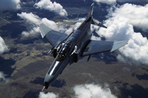 McDonnell Douglas F-4G Phantom II, le vieux soldat engagé dans une guerre high-tech.