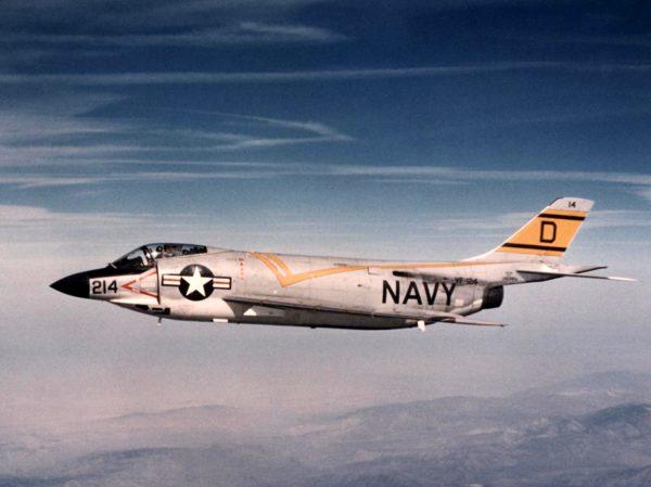 McDonnell F3H Demon.