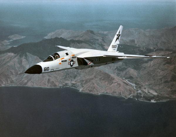 North American A3J Vigilant.