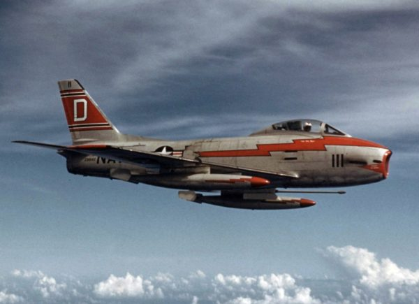 North American FJ Fury.
