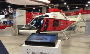 """L'Agusta-Westland """"TH-119""""Koala."""