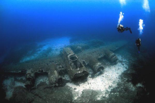 USS Corsica B-17 Calvi