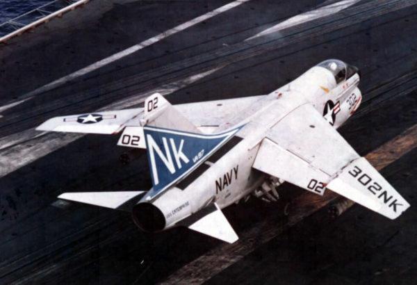 Vought A-7 Corsair II.