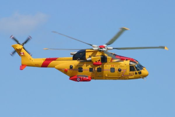 CH-119 Cormorant de l'ARC