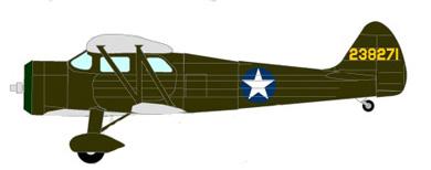 Profil couleur du Waco UC-72 / J2W