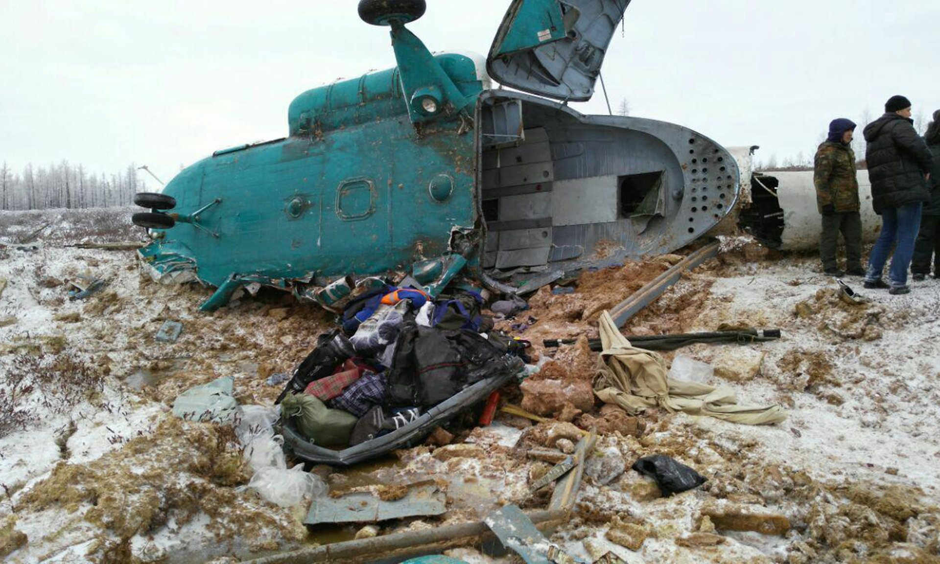 mi 8 helicopter crash with Accident Mortel Dun Mil Mi 8 Civil En Siberie on Beaches likewise File East German Mi 8 moreover File Russian Air Force Mil Mi 8MTV 5 Beltyukov 1 likewise Mi 24 Hind furthermore Liquidadores De Chernobyl.