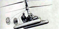 Miniature du Kamov Ka-10 'Hat'
