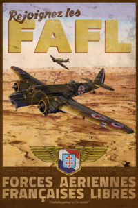 poster-affiche-fafl-syrie-1941-copyright-pichon