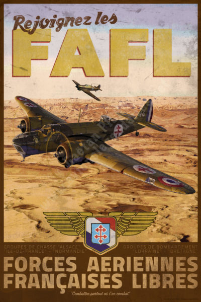 poster-affiche-fafl-syrie-1941-copyright-pichon