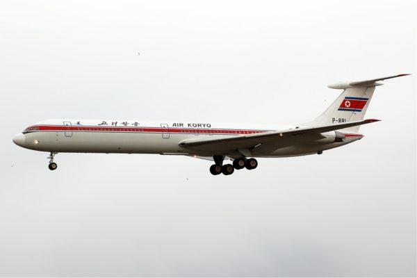 Ilyushin Il-62, le long-courrier selon Air Koryo.