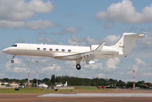 Gulfstream C-37B