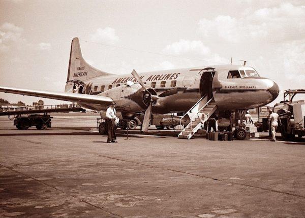 L'original, développé et produit par Convair.