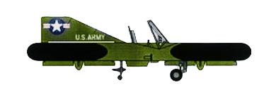 Profil couleur du Piasecki VZ-8 Airgeep
