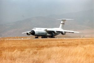 Lockheed C-5A Galaxy.