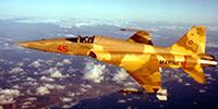 Miniature du Northrop F-5E/F Tiger II