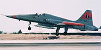 Miniature du Northrop RF-5 Tigereye