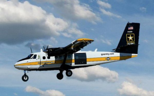 De Havilland Canada UV-18A Twin Otter