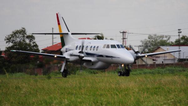 bae-jetstream-31-faebolivie
