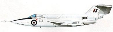 Profil couleur du Saunders-Roe SR.53