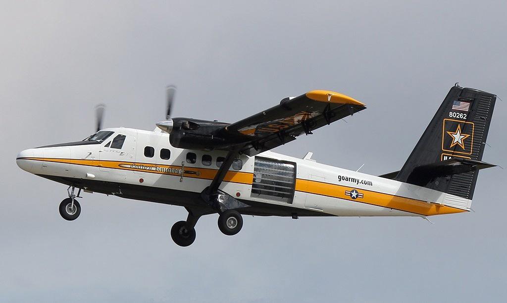 Viking Twin Otter 400 ...