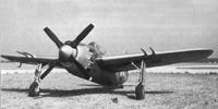 Miniature du Brewster XA-32