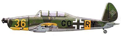 Profil couleur du Arado Ar 96
