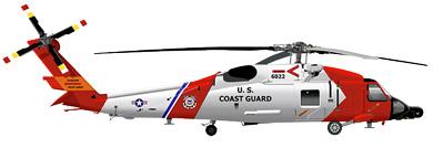 Profil couleur du Sikorsky MH-60 Jayhawk