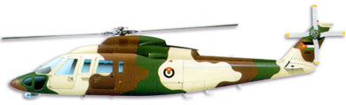 Profil couleur du Sikorsky H-76 Eagle