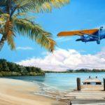 Course folle vers le Paradis du Pacifique