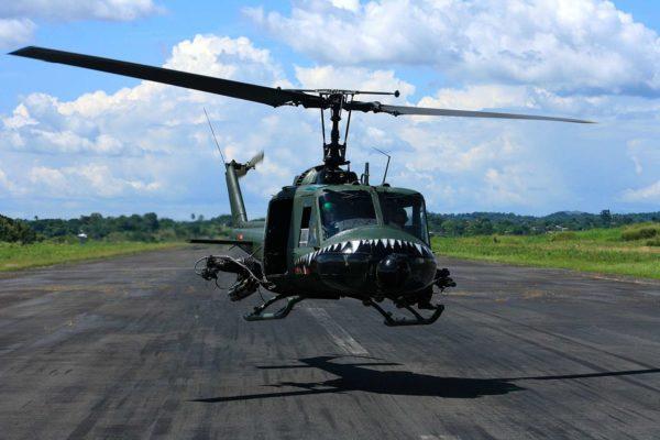 hélicoptère double rotor armée française