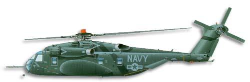 Profil couleur du Sikorsky CH-53E Super Stallion