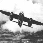 24 décembre 1944, Liège devient la première ville ciblée par des bombardiers à réaction