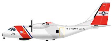 Profil couleur du Airbus Military HC-144 Ocean Sentry