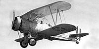 Miniature du Curtiss O2C Helldiver