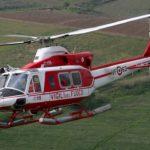 Les éléments aériens des services de secours et/ou de lutte contre l'incendie.