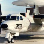 Le Grumman E-2 Hawkeye dans l'US Coast Guard, une bien triste mésaventure !