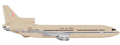 Profil couleur du Lockheed L-1011 TriStar