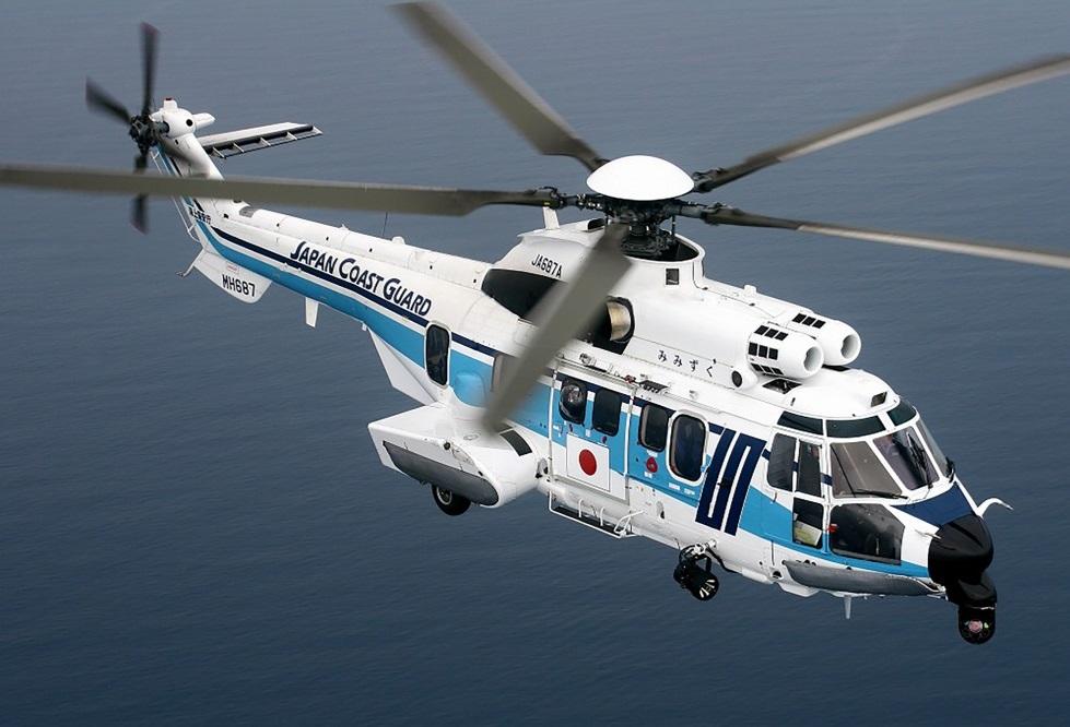 hélicoptère super puma