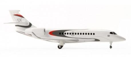 Profil couleur du Dassault Aviation Falcon 5X