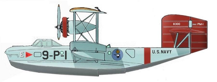 Profil couleur du Naval Aircraft Factory PN