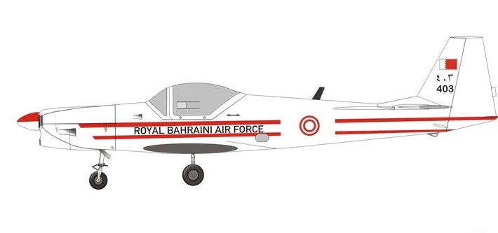 Profil couleur du Slingsby Aviation T67 Firefly