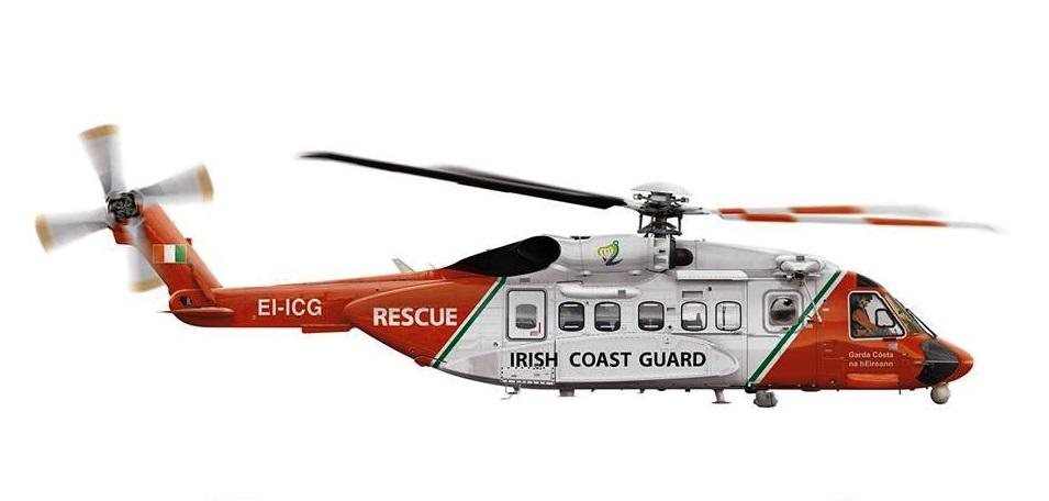 Profil couleur du Sikorsky H-92 Superhawk
