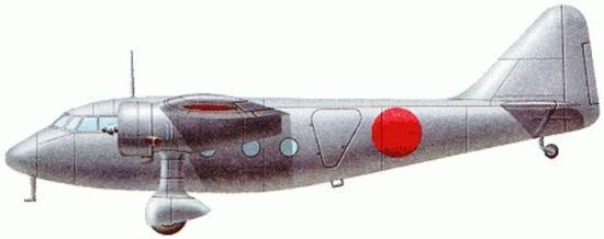 Profil couleur du Kokusai Ki-59 'Theresa'