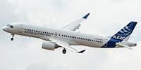 Miniature du Bombardier CSeries / Airbus A220