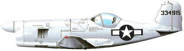 Profil couleur du Bell XP-77