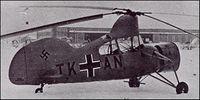 Miniature du Flettner Fl 265