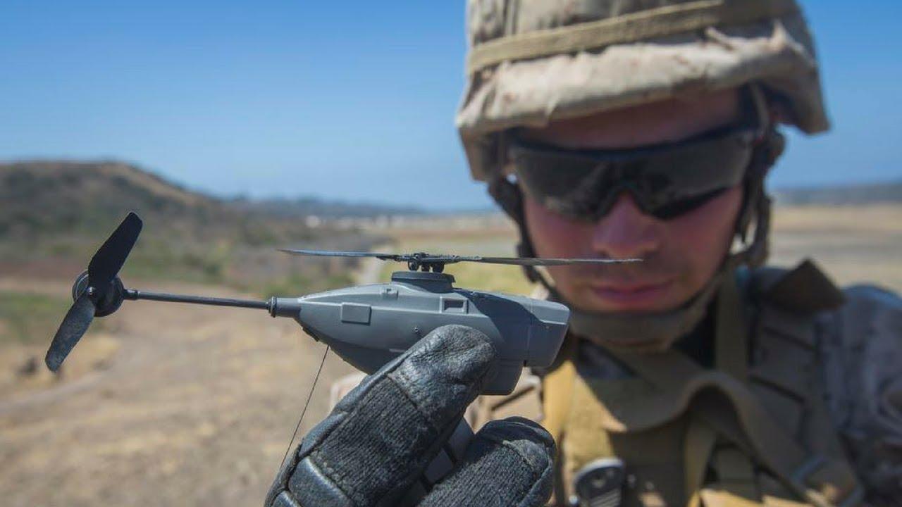 Les forces armées américaines et françaises optent pour le même micro-drone  - avionslegendaires.net