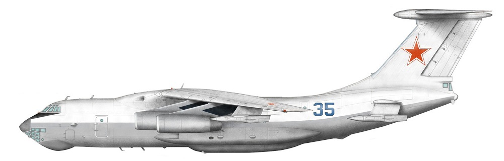 Profil couleur du Ilyushin Il-78 'Midas'
